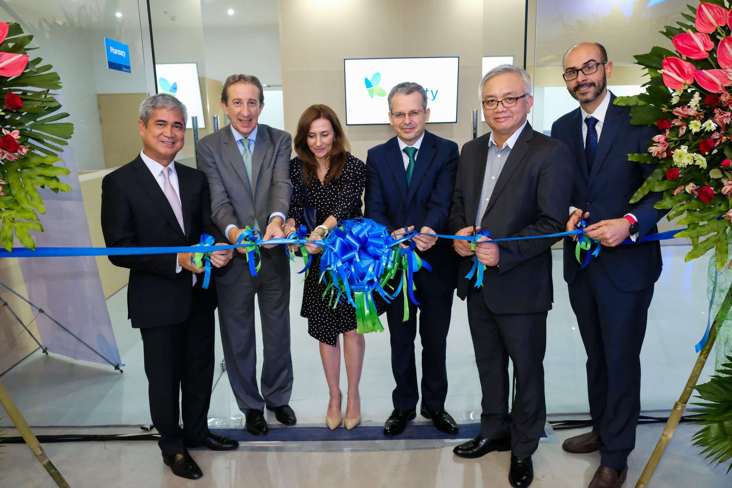 MetroSanitas Met Live clinic, the first outpatient-surgery-clinic built together by Metro Pacific and Keralty in the Philippines