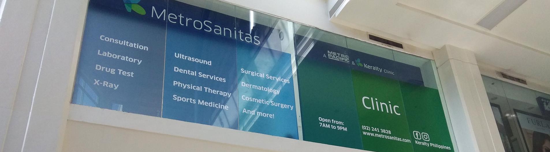 MetroSanitas Clinics