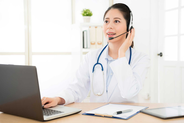 Get a virtual consultation with Keralty Tele Consult